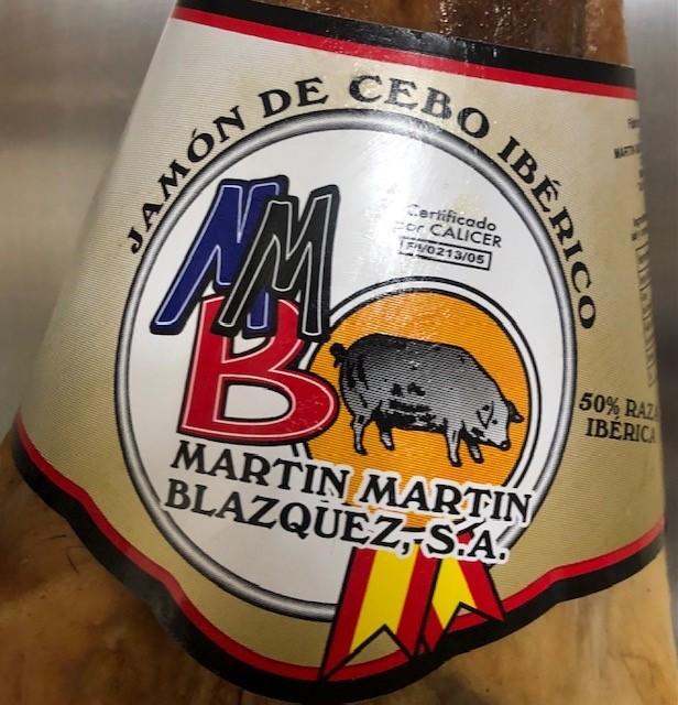 MARTIN MARTIN BLAZQUEZ